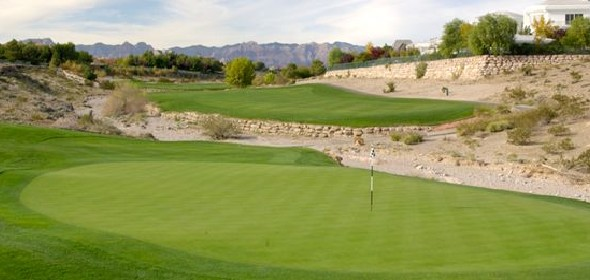 Badlands Las Vegas Golf