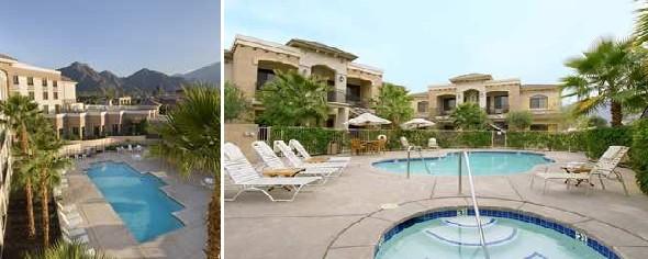 Emby Suites Hotel In La Quinta Ca