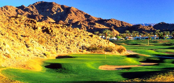 La Quinta Mountain Golf Course - La Quinta, CA