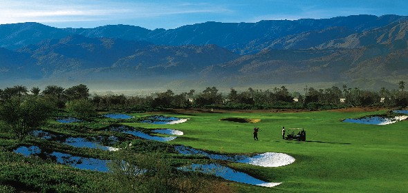 Palm Springs Golf Course Review