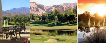 Cathedral Canyon Golf & Tennis Club - Palm Springs, CA